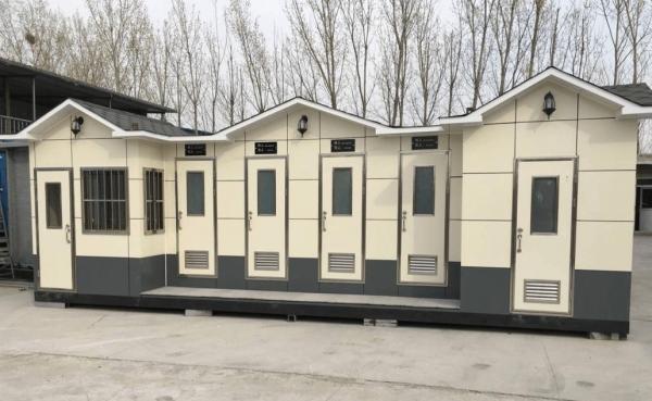 景区移动厕可提供哪些便利