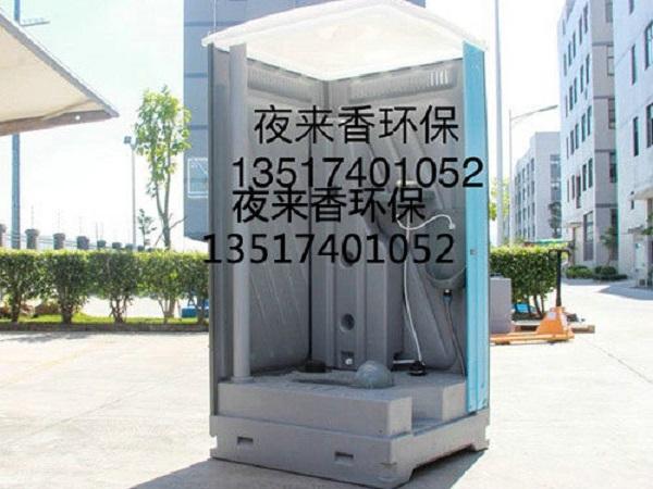 潜江环保厕所的优势